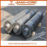 Buy cheap HP 350*1800mm graphite electrode for arc furnace from wholesalers