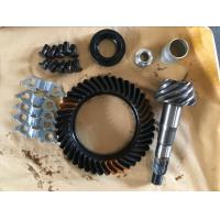 Buy cheap Auto Driving Helical Bevel Gear High Rigidity Pressure Angle 20 - 30 Degree from wholesalers