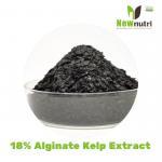 Buy cheap 18% Alginate Kelp Extract Powder from wholesalers