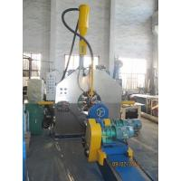 Buy cheap Polygonal and Circle Taper Light Post Clamping and Welding Line Use SAW Welder from wholesalers