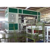 Buy cheap Automatic Pulp Moulding Egg Tray Machine with 6 Layer Drying Lines 3000pcs Per Hour from wholesalers