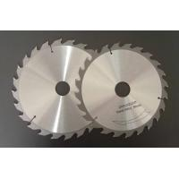 Buy cheap Machined , Ground Surface Tungsten Carbide Tipped / Saw Blade YG6 YG8 from wholesalers