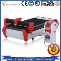 Buy cheap Fiber laser cutting machine with IPG 1000w laser source. TL1530-1000W THREECNC from wholesalers