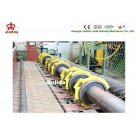 Buy cheap 4000mm Mesh Straightening Machine 2.3kw Gabion Production Line 6-25r/min from wholesalers