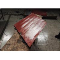 Buy cheap 1600mm Wooden Conveyor Belt Vulcanizing Press With Automatic Control Box from wholesalers