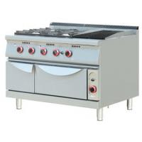 Buy cheap Commercial Kitchen Gas Burner Electric Oven 6 Burner Table Top Cooker from wholesalers