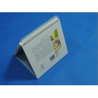 Buy cheap Sewn Binding Custom Photo Calendar Printing With 300 / 350 / 400gsm Matt from wholesalers