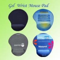 Buy cheap Gel Wrist Rest Mouse Pad from wholesalers