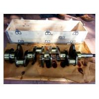 Buy cheap 4D31 Engine Crankshaft ,  forged steel crankshaft for Mitsubishi Engine parts from wholesalers
