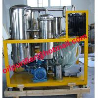 Buy cheap TYA Hydraulic Oil Filtration Machine, Hydraulic Oil Purifier Machine, Lube Oil Reconditioner Stainless Steel filter from wholesalers