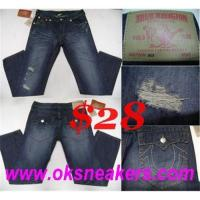 Buy cheap Wholesale True Religion jeans from wholesalers