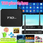 Buy cheap Dragonworth Android Mini Pc Tv Box Smart Tv Converter Mali-450 8 Core GPU from wholesalers