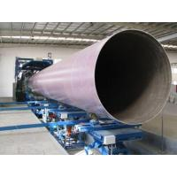 Buy cheap Dgl-2600 Continuous Grp Pipe Winding Production Line from wholesalers