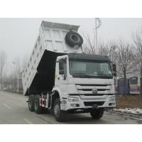 Buy cheap Sinotrck howo tipper truck from wholesalers