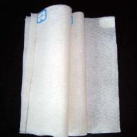 China Long Fiber Polyester Spun Bonded Non Woven Geotextile / Needle Punched Geofabric on sale
