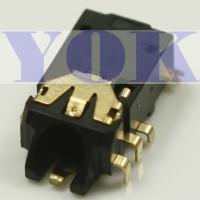 Buy cheap 3.5mm Jack/SMT Audio Connector PJ-3588-L6G ueed on mobilephone,notebook,PAD,GPS,camera,etc from wholesalers