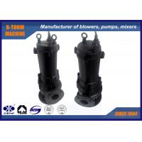 Buy cheap Mine Submersible grey water Pump head 25m , commercial sewage pumps from wholesalers