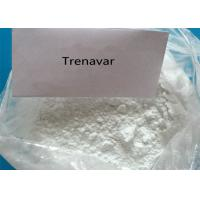 Buy cheap 99.9% Male Prohormone Steroid Powder Trendione Trenavar CAS 4642-95-9 from wholesalers