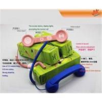 Buy cheap Anti - interference Radiation Proof Handset ( Retro Cellphone headphone / earphone) from wholesalers