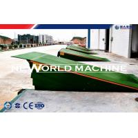 Buy cheap 10Ton 1.5M Hydraulic Lift Platform / Fixed Dock Leveler / Loading Yard Ramp from wholesalers