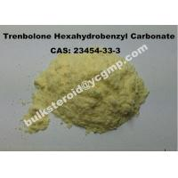 Buy cheap 99% Trenbolone Cyclohexylmethylcarbonate Parabolan CAS 23454-33-3 from wholesalers