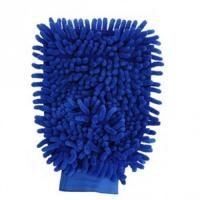Buy cheap microfiber/chenille car cleaning gloves from wholesalers