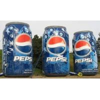 Buy cheap Event Inflatable Pepsi Can Replica Model from wholesalers