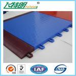 Buy cheap PP Anti Slip Plastic Interlocking Rubber Floor Tiles For Table Tennis Sport from wholesalers