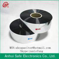 Buy cheap 4~12mic Metallized Capacitor Film from wholesalers