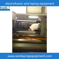 Buy cheap CNC PE electorfusion fittings wire laying machine PC-160/400ZF elbow laying wire machine from wholesalers