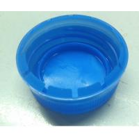 Buy cheap Cap mold made with hot runner valve gate and provide one-stop plastic service from DF mold from wholesalers