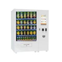 Buy cheap Chilled Salad Vending Machine For Nutrition Fruit / Vegetable / Cupcake / Sandwich from wholesalers