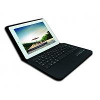 Buy cheap IPad Mini 2 / 3 / 4 Black Leather IPad Case With Keyboard For IOS System product