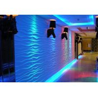 Buy cheap Hotel / Office Wall Art 3D Textured Wall Panels Washable Wall Decorative 3D Tiles product