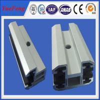 Buy cheap aluminium product manufacturer,solar mounting supplier/industrial aluminium profile,OEM from wholesalers