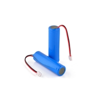 Buy cheap 1C Discharge UN38.3 2000mAh 3.7V Lithium Ion Battery product