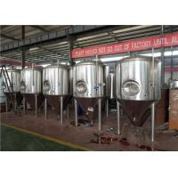Buy cheap 300L 2 Vessels SUS304 Craft Beer Brewing Equipment With Hot Water Tank from wholesalers