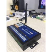Buy cheap RS485 To Ethernet Modbus RTU Gateway 2 Relay Outputs IP30 Housing 4 AI Analogue product