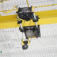 Buy cheap Building Construction Industrial Gantry Crane , Wire Rope Hoist Lifting Equipment from wholesalers