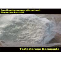 Buy cheap White Powder Testosterone Decanoate / Test Deca Cas 5721-91-5 For Weight Loss from wholesalers