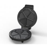 Buy cheap Home Use Heart Waffle Making Machine Mini Waffle Maker With Non Stick Coating Plate from wholesalers