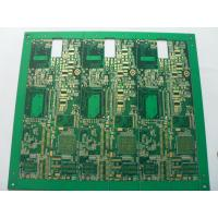 Buy cheap Quick Turn High Density Multilayer Prototype PCB Boards FR4 Immersion Gold from wholesalers
