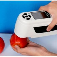 Buy cheap NH310 8mm 4mm tomato colorimeter color reader chroma meter test equipment with 8/d from wholesalers