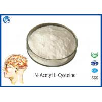 Raw N Acetyl L Cysteine Supplement Powder , CAS 616 91 1 Nac Natural Supplement