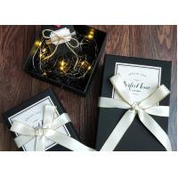 Buy cheap Butterfly Knot Decorative Gift Boxes Packing Cosmetics With Lids from wholesalers