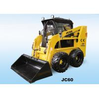 Buy cheap Barrel Concrete Mixer Compact Skid Steer Loader Operating Weight 4000 Kg from wholesalers