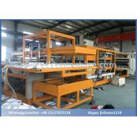 Buy cheap Automatic EPS Foam Clamshell Disposable Food Container Making Machine For Food Packs product