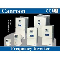 Buy cheap 0.7kW - 160kW Variable Frequency Inverter with Vector Control from wholesalers