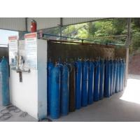 Buy cheap Medical Cryogenic Separation Oxygen Nitrogen Plant Filling Cylinder Device 600 M3/H from wholesalers