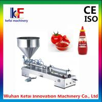 Buy cheap Automatic Hand Sanitizer Filling Machine from wholesalers